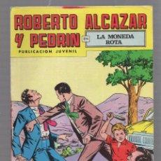 Tebeos: TEBEO. ROBERTO ALCAZAR Y PEDRIN EN LA MONEDA ROTA. 2º EPOCA. Nº 146.. Lote 59813528