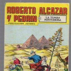BDs: TEBEO. ROBERTO ALCAZAR Y PEDRIN EN LA TUMBA MISTERIOSA. 2º EPOCA. Nº 140.. Lote 59813648