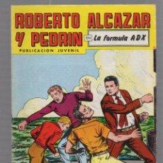 Tebeos: TEBEO. ROBERTO ALCAZAR Y PEDRIN EN LA FORMULA ADX. 2º EPOCA. Nº 240.. Lote 59814076