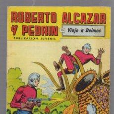 Tebeos: TEBEO. ROBERTO ALCAZAR Y PEDRIN EN VIAJE A DEIMOS. 2º EPOCA. Nº 265.. Lote 59814140