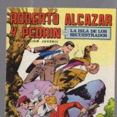Tebeos: TEBEO. ROBERTO ALCAZAR Y PEDRIN EN LA ISLA DE LOS SECUESTRADOS. 2º EPOCA. Nº 157.. Lote 59814200