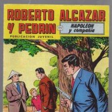 Tebeos: TEBEO. ROBERTO ALCAZAR Y PEDRIN EN NAPOLEON Y COMPAÑIA. 2º EPOCA. Nº 278.. Lote 59814332