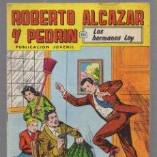 Tebeos: TEBEO. ROBERTO ALCAZAR Y PEDRIN EN LOS HERMANOS LOY. 2º EPOCA. Nº 266.. Lote 59814388