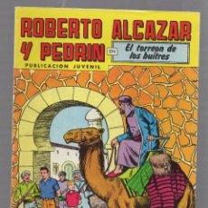 Tebeos: TEBEO. ROBERTO ALCAZAR Y PEDRIN EN EL TORREON DE LOS BUITRES. 2º EPOCA. Nº 282.. Lote 59814472
