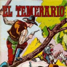Tebeos: CÓMIC EL TEMERARIO 220 COLOSOS DEL CÓMIC AÑO 1981 EDITORA VALENCIANA. Lote 60995007