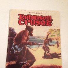 Tebeos: CLASICOS ILUSTRADOS. Nº 3. ROBINSON CRUSOE. 1984 VALENCIANA.. Lote 61161811
