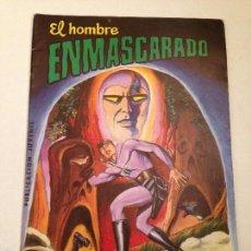 Tebeos: COLOSOS DEL COMIC, EL HOMBRE ENMASCARADO. Nº 4. EL FALSO HOMBRE ENMASCARADO. 1980 VALENCIANA. . Lote 61162991