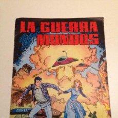 Livros de Banda Desenhada: LA GUERRA DE LOS MUNDOS. Nº 4 ¡SALVAD A LA TIERRA! 1979 VALENCIANA.. Lote 61189567