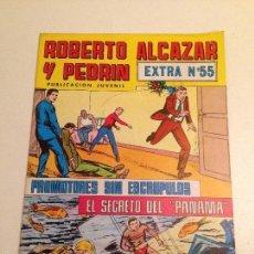 Tebeos: ROBERTO ALCAZAR Y PEDRIN EXTRA Nº 55. VALENCIANA 1980 . Lote 61222747