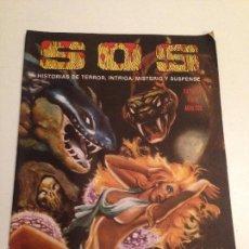 Tebeos: SOS 2ª SEGUNDA EPOCA Nº 58 ULTIMO NUMERO. VALENCIANA 1984. Lote 61223967