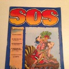 Livros de Banda Desenhada: SOS 3ª TERCERA EPOCA Nº 1. VALENCIANA 1984. Lote 61224063