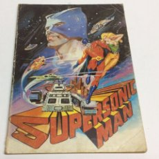 BDs: SUPERSONIC MAN - TOMO. Lote 61607012