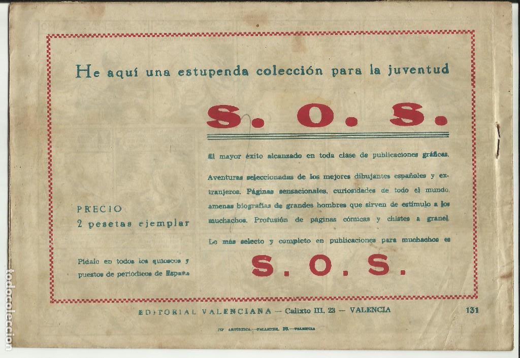 Tebeos: Tebeo El Guerrero del Antifaz, Alikan Embarca, - Foto 2 - 61800732