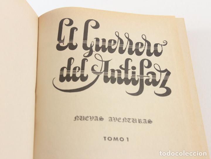 Tebeos: LOTE 4 TOMOS EL GUERRERO DEL ANTIFAZ TOMOS 3, 6, 10, 12 - VALENCIANA - Foto 7 - 61955628