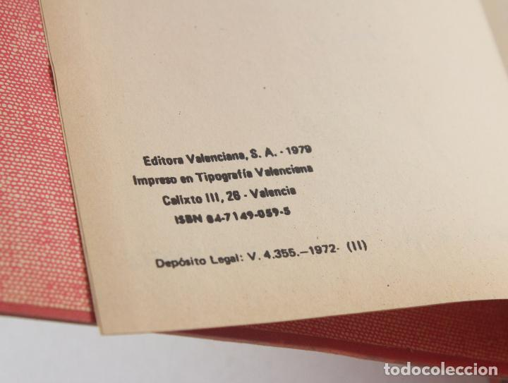Tebeos: LOTE 4 TOMOS EL GUERRERO DEL ANTIFAZ TOMOS 3, 6, 10, 12 - VALENCIANA - Foto 8 - 61955628