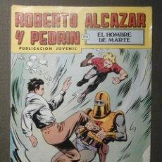 Tebeos: COMIC - ROBERTO ALCAZAR Y PEDRIN - EL HOMBRE EN MARTE - 2ª EPOCA - Nº 137 - VALENCIANA. Lote 62061828