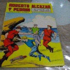Tebeos: COMICS ROBERTO ALCAZAR Y PEDRIN Nº 205 EL DE LAS FOTOS - VER TODOS MIS LOTES DE TEBEOS. Lote 62247152