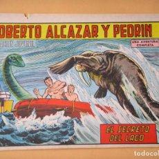 Tebeos: ROBERTO ALCAZAR Y PEDRIN Nº 791, ED. VALENCIANA, EDUARDO VAÑÓ, TEBEO ORIGINAL. ERCOM. Lote 62552436