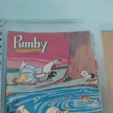 Tebeos: PUMBY Nº 73. VALENCIANA 1958. IMPECABLE. Lote 62636772