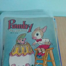 Tebeos: PUMBY Nº 83. VALENCIANA 1958. IMPECABLE. Lote 62637304