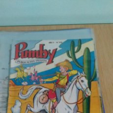 Tebeos: PUMBY Nº 110. VALENCIANA 1959. KARPA. Lote 62638484