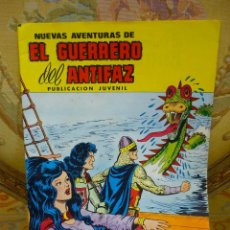 Giornalini: EL GUERRERO DEL ANTIFAZ Nº 406: EL MONSTRUO DEL MAR NEGRO.. Lote 62671152