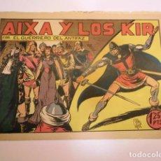 Tebeos: EL GUERRERO DEL ANTIFAZ - NUMERO 88 - AIXA Y LOS KIR - VALENCIANA - BUEN ESTADO. Lote 62686336