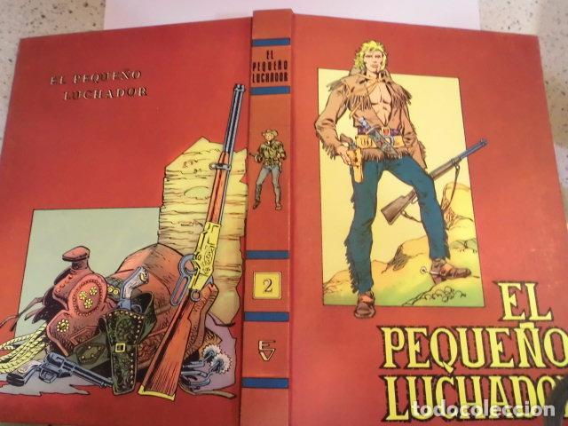 Tebeos: EL PÈQUEÑO LUCHADOR - TOMO 2 - NUMS 11 AL 20 - ED VALENCIANA - 1977 - NUEVO - Foto 2 - 62690096