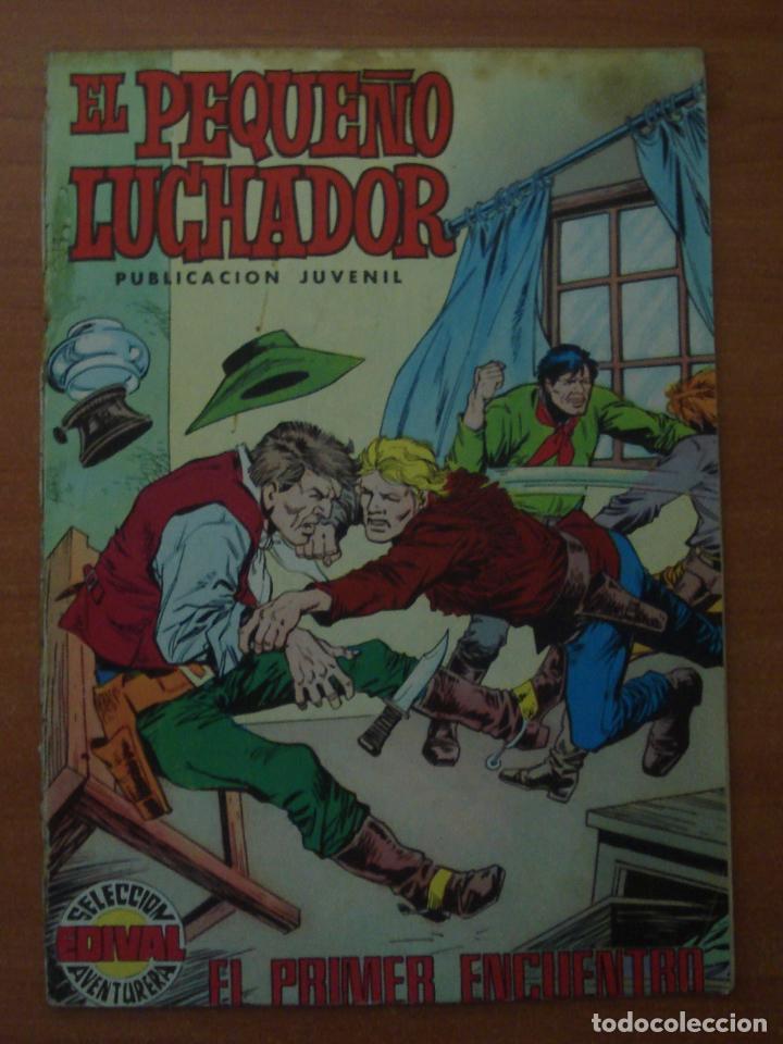 EL PEQUEÑO LUCHADOR. Nº 21. EL PRIMER ENCUENTRO. EDITORIAL VALENCIANA. AÑO 1977. (Tebeos y Comics - Valenciana - Pequeño Luchador)