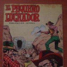 Tebeos: EL PEQUEÑO LUCHADOR. Nº 20. EL MATADOR. EDITORIAL VALENCIANA. AÑO 1977.. Lote 62727360