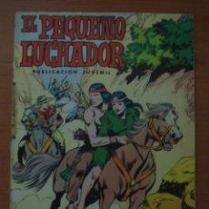 Tebeos: EL PEQUEÑO LUCHADOR. Nº 5. ASALTO APACHE. EDITORIAL VALENCIANA. AÑO 1977.. Lote 62727424