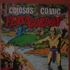Tebeos: FLASH GORDON. MISIÓN EN VENUS. COLOSOS DEL COMIC. Nº 12. EDITORIAL VALENCIANA.. Lote 62728272