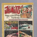 Tebeos: TEBEO JAIMITO. NUMERO EXTRAORDINARIO DE NAVIDAD. 1959. SATELITES. AÑO XIII. Nº 478. VER. Lote 62815772
