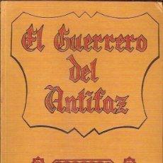 Tebeos: EL GUERRERO DEL ANTIFAZ TOMO 6 Nº 101 A 120 EDITORIAL VALENCIANA 1974. Lote 63246316