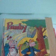 Tebeos: PUMBY Nº 133. VALENCIANA 1960. KARPA. Lote 63270888
