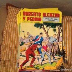 Tebeos: LOTE DE 11 CÓMICS ROBERTO ALCAZAR Y PEDRIN 2ª EPOCA. Lote 63603892