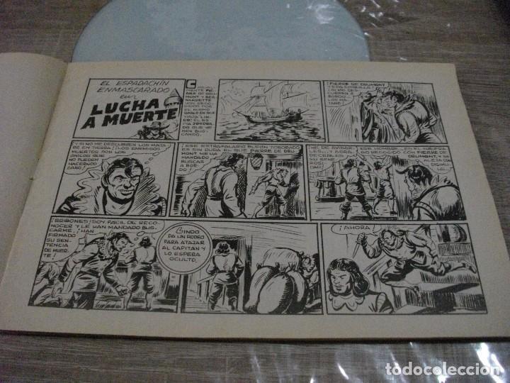 Tebeos: COMICS EL ESPADACHIN ENMASCARADO Nº 10 EL DE LAS FOTOS - VER TODOS MIS LOTES DE COMICS - Foto 4 - 63640951