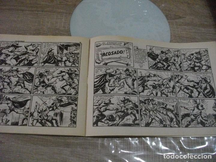 Tebeos: COMICS EL ESPADACHIN ENMASCARADO Nº 10 EL DE LAS FOTOS - VER TODOS MIS LOTES DE COMICS - Foto 7 - 63640951