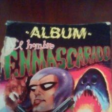 Tebeos: ALBUM EL HOMBRE ENMASCARADO N'1 AÑO 1980. Lote 63803607