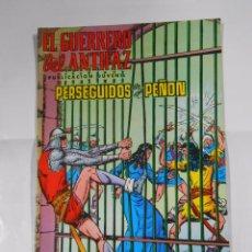 Tebeos: EL GUERRERO DEL ANTIFAZ Nº 27. PERSEGUIDOS EN EL PEÑON. TDKC19. Lote 64009055