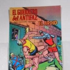 Tebeos: EL GUERRERO DEL ANTIFAZ Nº 26. EL ARDID. TDKC19. Lote 64009123