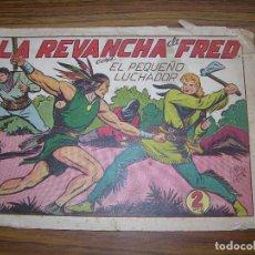 Tebeos: EL PEQUEÑO LUCHADOR LA REVANCHA DE FRED Nº97. Lote 64012467