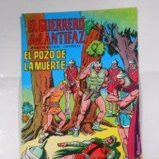 Tebeos: EL GUERRERO DEL ANTIFAZ Nº 24. EL POZO DE LA MUERTE. EDITORIAL VALENCIANA. TDKC19. Lote 64038875