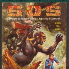 Tebeos: TEBEOS-COMICS CANDY - SOS - Nº 46 - VALENCIANA - RARO - *AA99. Lote 64736427