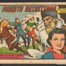 Tebeos: TEBEOS-COMICS CANDY - ROBERTO ALCAZAR Y PEDRIN - Nº 440 - ORIGINAL - - *AA99. Lote 64736615