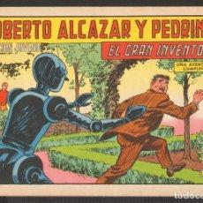 Tebeos: TEBEOS-COMICS CANDY - ROBERTO ALCAZAR Y PEDRIN - Nº 865 - ORIGINAL - - *AA99. Lote 64736827