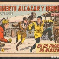 Tebeos: TEBEOS-COMICS CANDY - ROBERTO ALCAZAR Y PEDRIN - Nº 1017 - ORIGINAL - - *AA99. Lote 64736963