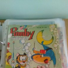 Tebeos - PUMBY Nº 449. VALENCIANA 1966. SANCHIS - 65429199