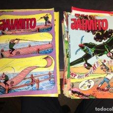 Tebeos: JAIMITO LOTE 67 EJEMPLARES DE LOS ULTIMOS (ORIGINALES VALENCIANA) MUY BUEN ESTADO (COIB122). Lote 65798122