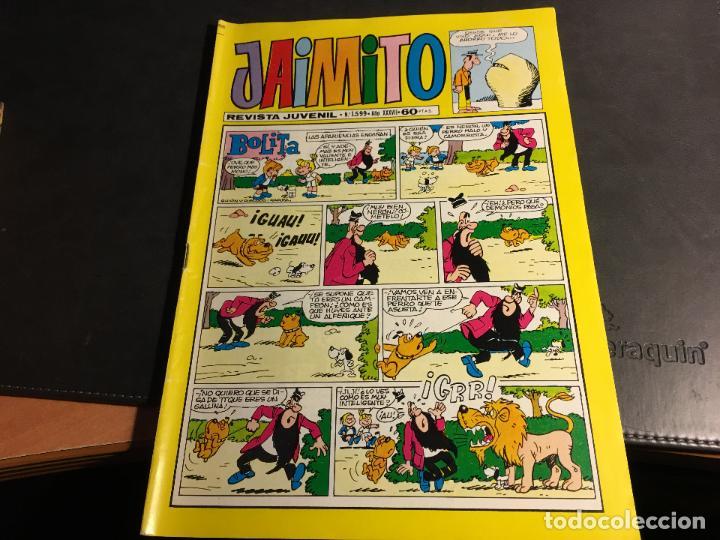 Tebeos: JAIMITO LOTE 67 EJEMPLARES DE LOS ULTIMOS (ORIGINALES VALENCIANA) MUY BUEN ESTADO (COIB122) - Foto 8 - 65798122